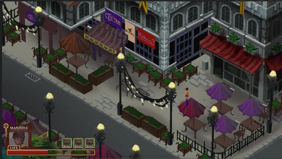 《潮汐事件:暴风雨之前》游戏截图
