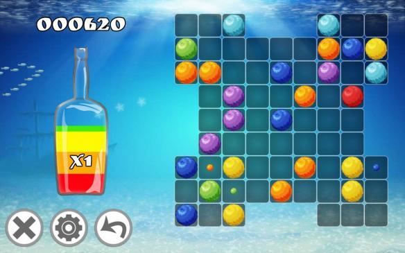 《彩虹线》游戏截图