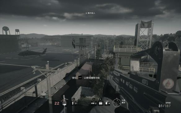 《彩虹六号:围攻》中文游戏截图