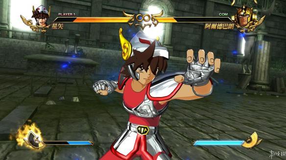 《圣斗士星矢:战士魂》中文截图2
