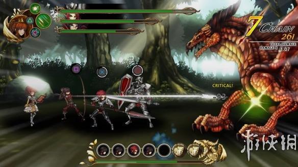 《堕落军团》游戏截图