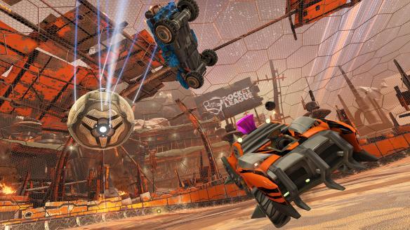 《火箭联盟:混沌狂奔》游戏截图