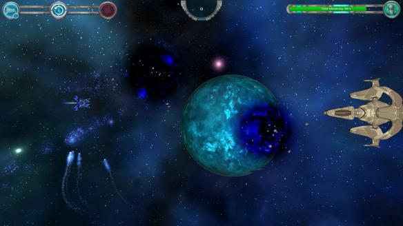 《飞船领主》游戏截图