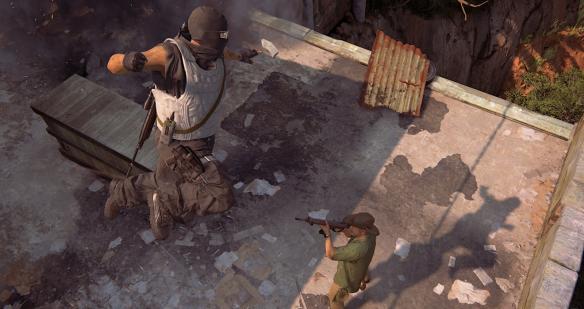 《神秘海域4:盗贼末路》多人模式Beta测试截图-1
