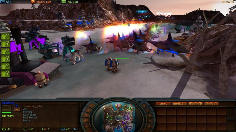 《不可思议的生物steam版》游戏截图