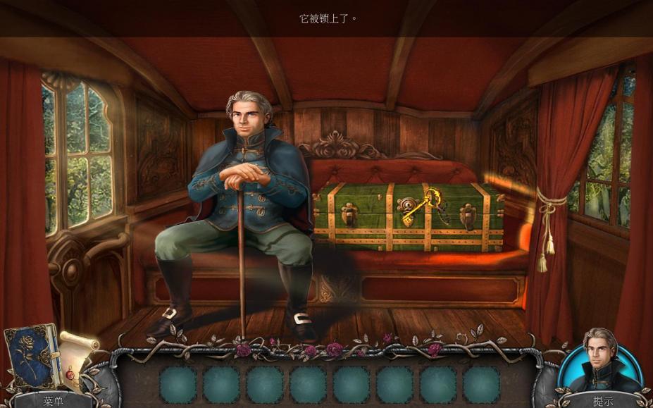 《吸血鬼传奇:基辛诺娃的真实故事》中文游戏截图