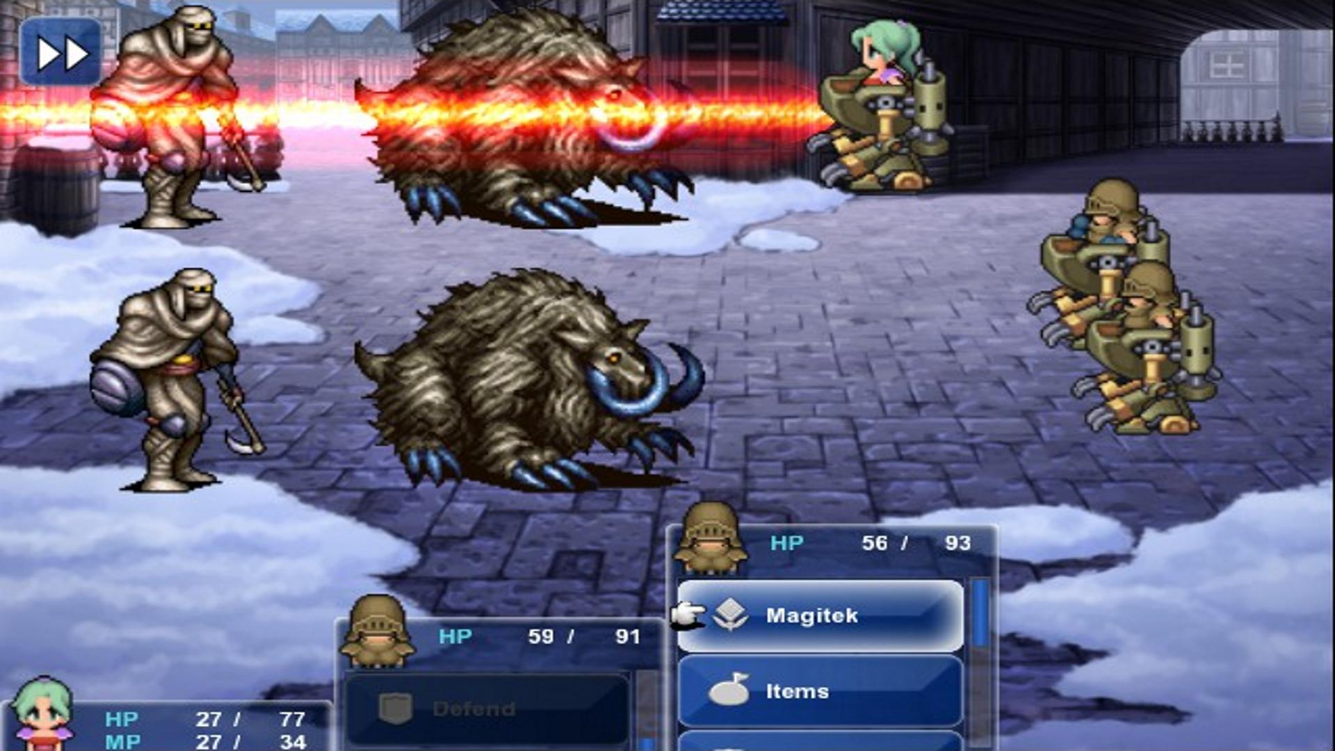 最终幻想6游戏图片欣赏