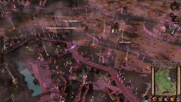 《王国战争2:战场》游戏截图