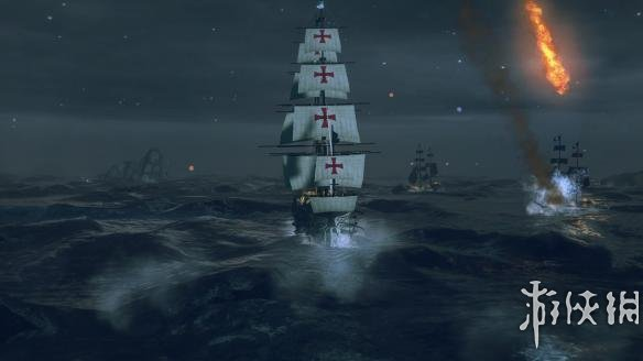 《暴风雨》游戏截图