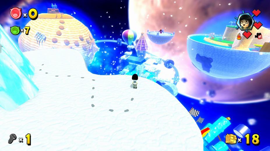 《冻结者》游戏截图