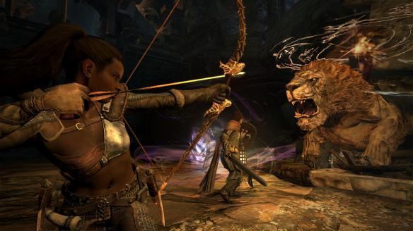 《龙之信条:黑暗崛起》PC游戏截图-2