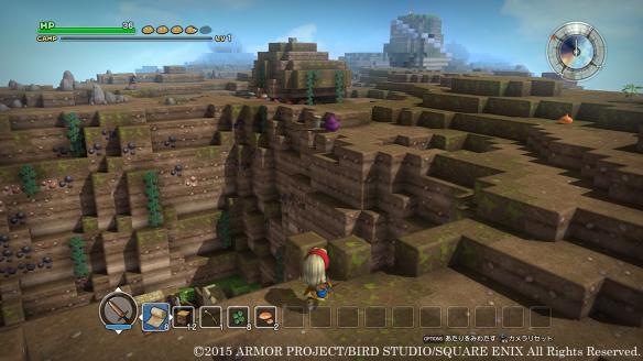 《勇者斗恶龙:建造者》游戏截图1