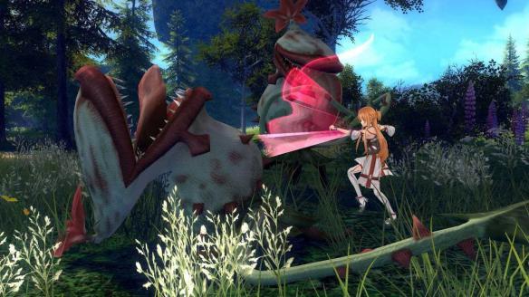 《刀剑神域:虚空领悟》最新游戏截图