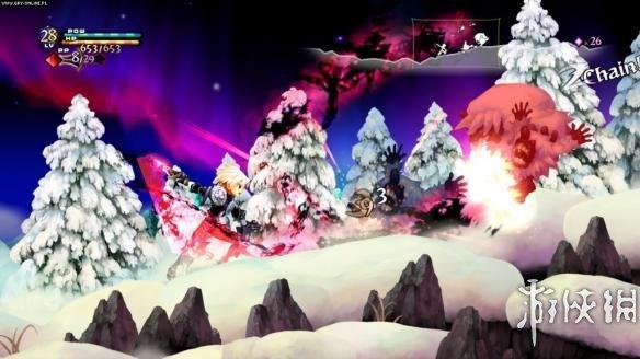 《奥丁领域:里普特拉西尔》游戏截图