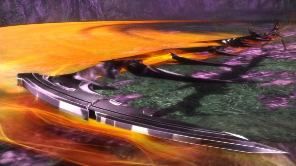 《噬神者2:狂怒爆裂》游戏截图1
