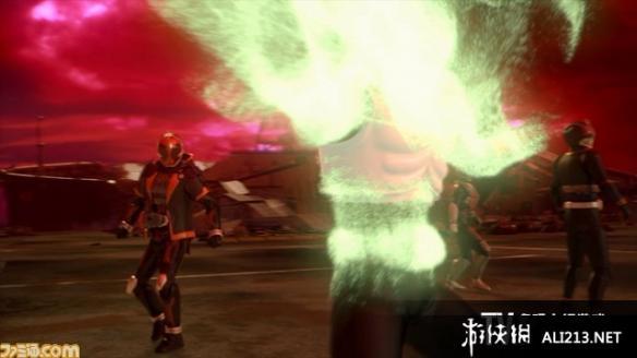 《假面骑士:战骑大战创生》游戏截图