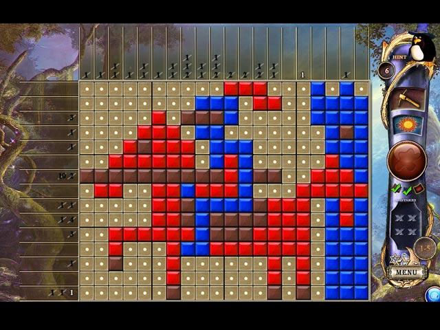 《幻想马赛克12:平行宇宙》游戏截图
