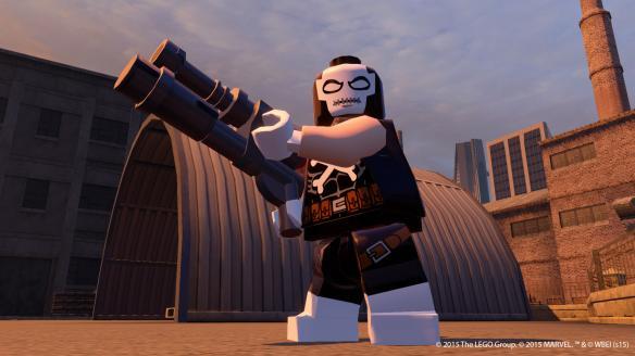 《乐高:漫威复仇者联盟》游戏截图-1