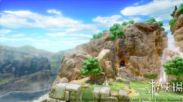 《勇者斗恶龙11》游戏截图