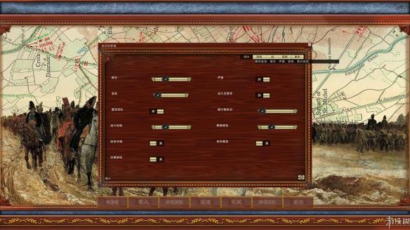 《拿破仑战争》游戏截图