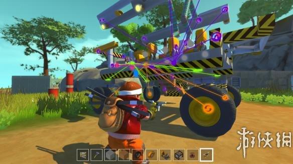 《废品机械师》游戏截图
