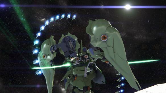 《高达破坏者3》游戏截图-2