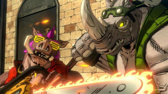 《忍者神龟:曼哈顿突变体》游戏截图-1