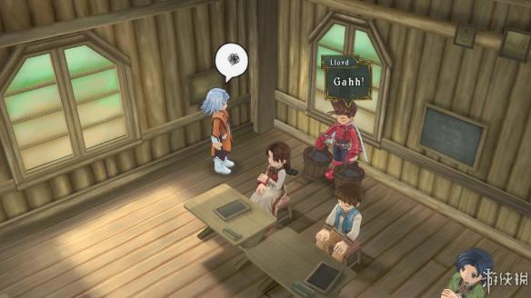 《仙乐传说》游戏截图-2