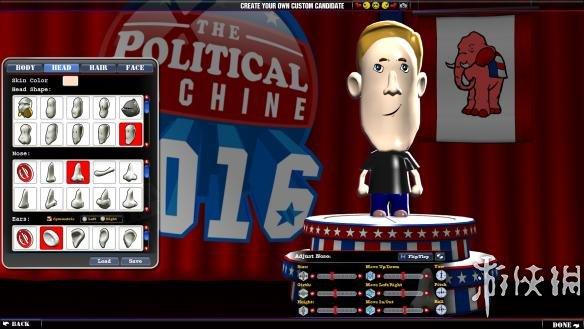 《政治机器2016》游戏截图