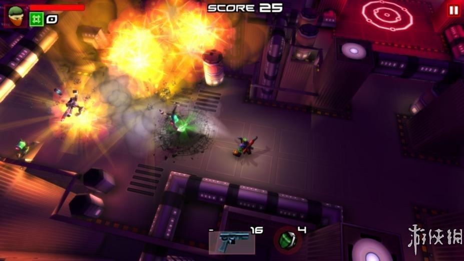 《起义》游戏截图