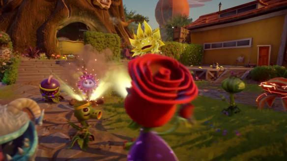 《植物大战僵尸:花园战争2》游戏壁纸-1-1