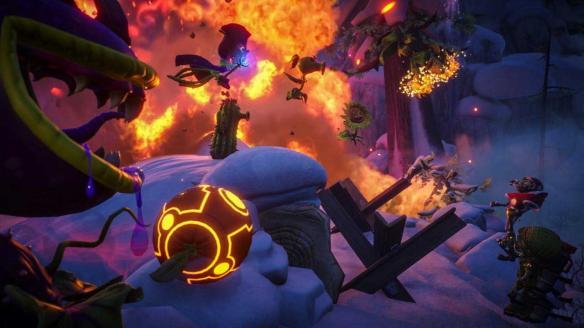 《植物大战僵尸:花园战争2》游戏截图-2