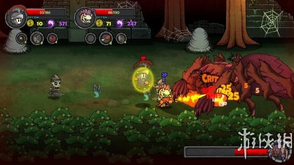 《失落城堡》游戏截图