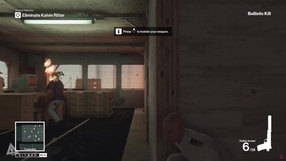 《杀手6》游戏截图-2