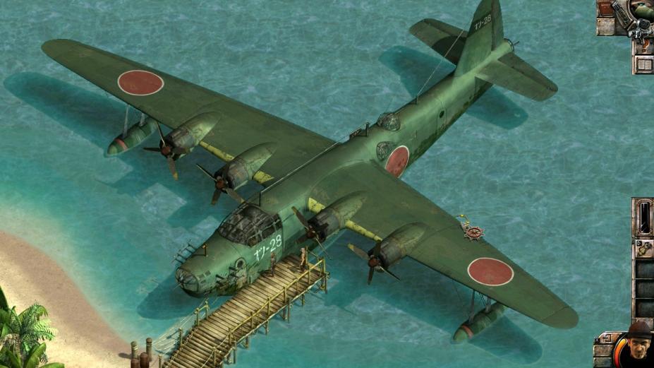 《盟军敢死队2》英文截图