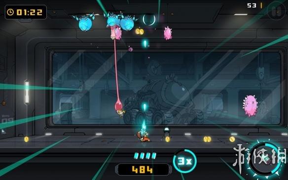《昆虫屠夫》中文游戏截图