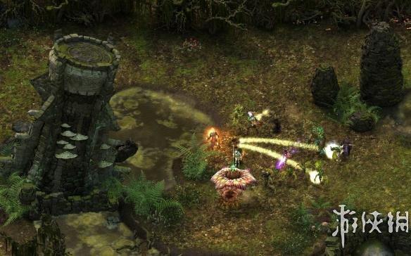 《永恒之柱》游戏截图-2