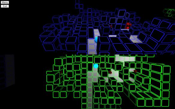 《方块阵》游戏截图