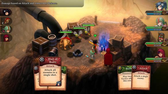 《楚龙:暗影来袭》游戏截图