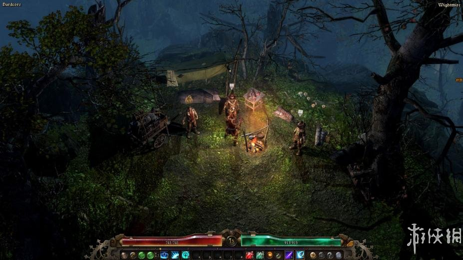 《恐怖黎明》游戏截图(1)