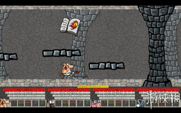 《柯基犬术士》中文游戏截图