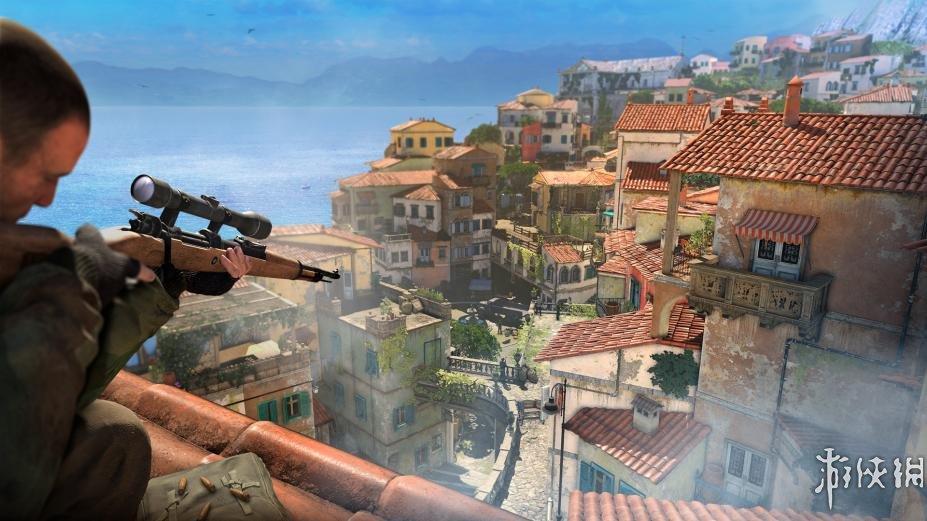 《狙击精英4》游戏截图