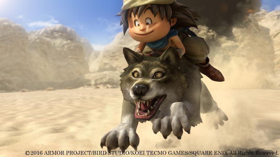 《勇者斗惡龍:英雄2》游戲截圖-4