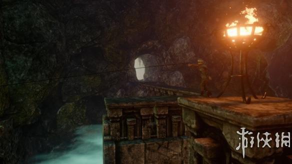 《亚当之历险:起源》游戏截图
