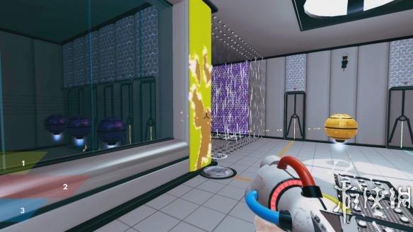 《彩度之枪》游戏截图