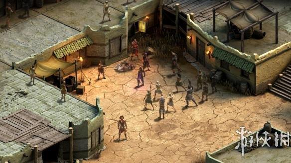 《暴君》游戏截图