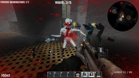 《C.R.E.E.P.S》游戏截图