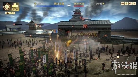 《信长之野望创造:战国立志传》游戏截图