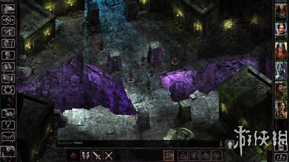 《博德之门:围攻龙刃堡》游戏截图