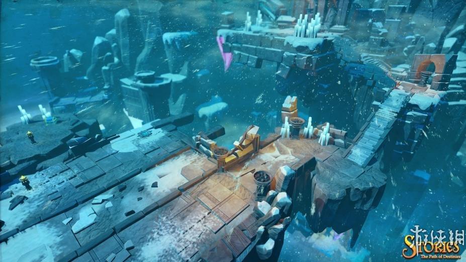 《故事:命运之路》游戏截图